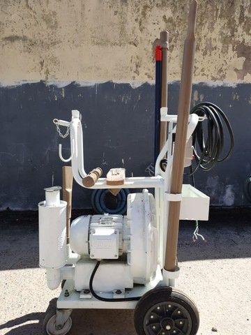 Aspirador Industrial -Aspó modelo cr-8 compacto basculante - Foto 4