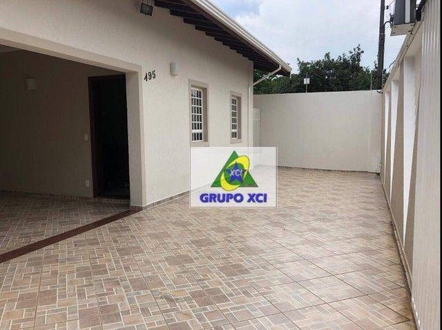 Casa com 3 dormitórios à venda, 140 m² por R$ 755.000 - Jardim Chapadão - Campinas/SP