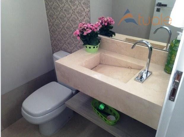 Casa com 3 dormitórios à venda, 260 m² por R$ 1.200.000,00 - Jardim Green Park Residence - - Foto 9