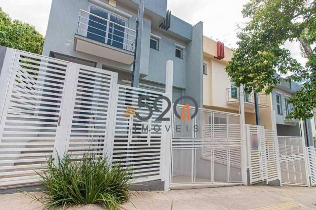Sobrado com 3 dormitórios à venda, 123 m² por R$ 495.000,00 - Jardim Itu - Porto Alegre/RS