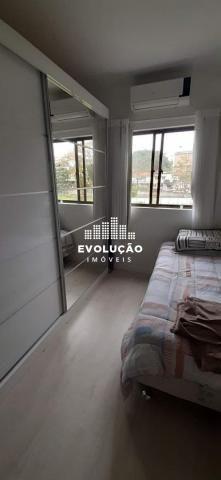 Apartamento à venda com 3 dormitórios em Capoeiras, Florianópolis cod:9915 - Foto 9