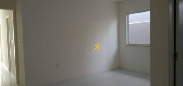 Casa com 3 dormitórios sendo 2 suítes à venda, 88 m² por R$ 219.000 - Timbu - Eusébio/CE - Foto 6