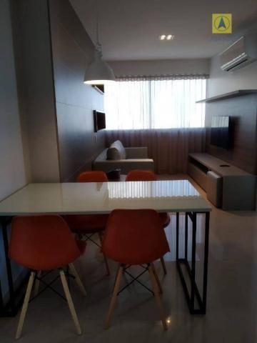 Beach Class - 26° andar - Apartamento mobiliado - Boa viagem - Recife - Foto 2
