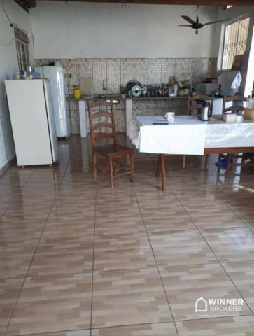 Casa com 3 dormitórios à venda, 100 m² por R$ 180.000,00 - Cohab Primavera - Várzea Grande - Foto 4