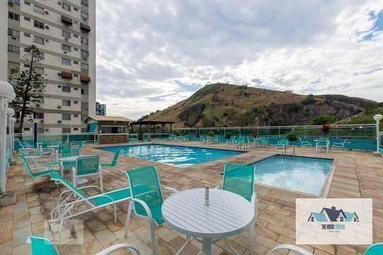 Apartamento com 2 dormitórios para alugar, 65 m² por R$ 850,00/mês - Engenhoca - Niterói/R - Foto 3