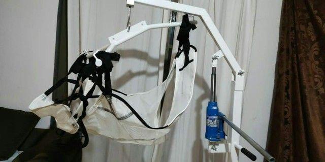 Guincho de transferência hidraulico - Foto 3