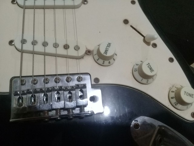Vendo guitarra Memphis  - Foto 3