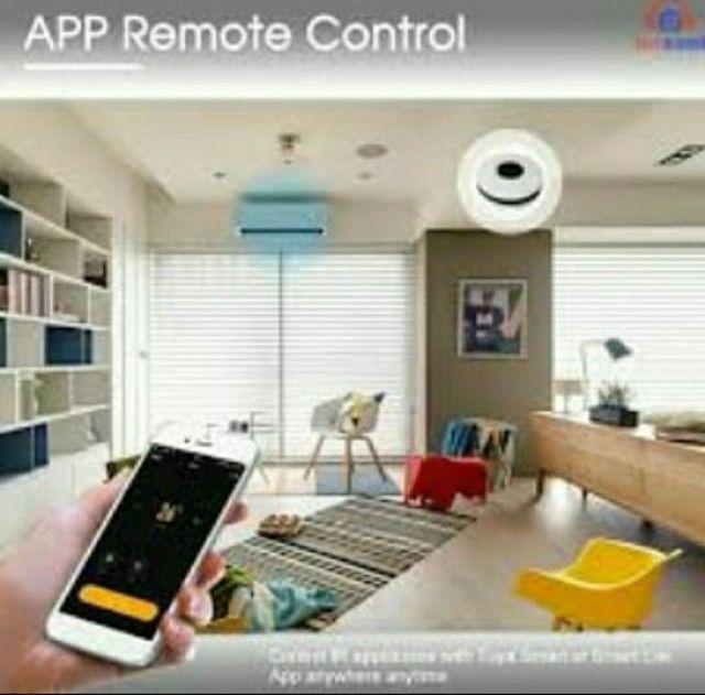 Smart Universal Inteligente Alexa - Siri - Casa do Google - Tipo Echo Dot  - Foto 2
