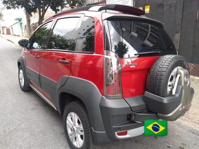 Fiat Idea Adventure 1.8 Dualogic 2012/2013 - Foto 8