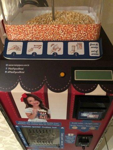 Máquina de Pipoca Vending Machine MAIS PIPOCA - Foto 4