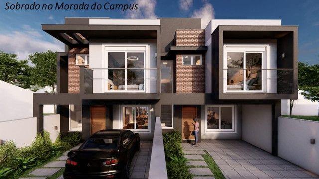 51034- Sobrado 3 dormitórios com suíte no Igara, em Canoas, Morada do Campus