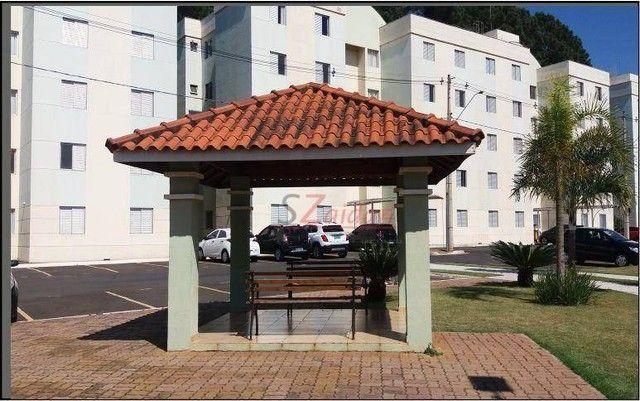 Apartamento com 2 dormitórios à venda, 54 m² por R$ 190.000,00 - Piracicamirim - Piracicab - Foto 17