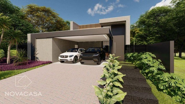 Casa com 4 dormitórios à venda, 318 m² por R$ 1.990.000,00 - Alphaville Lagoa dos Ingleses - Foto 8