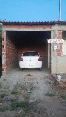 Vendo ou troco por carro casa em lages do batata zap *81 - Foto 2