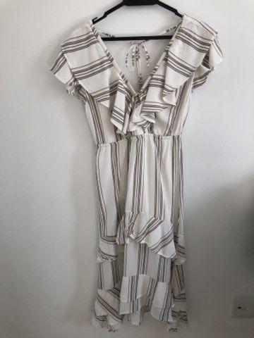Vestido soltinho  shoulder  - Foto 4