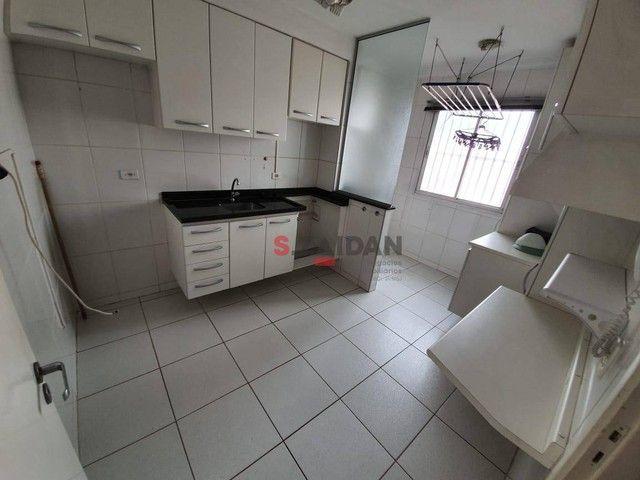 Apartamento com 2 dormitórios à venda, 54 m² por R$ 190.000,00 - Piracicamirim - Piracicab - Foto 7
