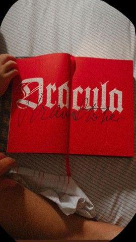 Livro Dracula novo - Foto 3