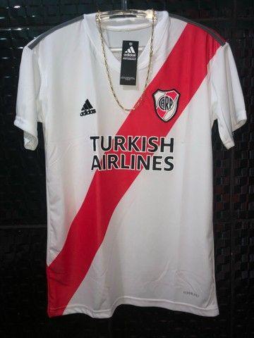 Camisas de time qualidade top de primeira linha semelhante a tailandesas - Foto 2
