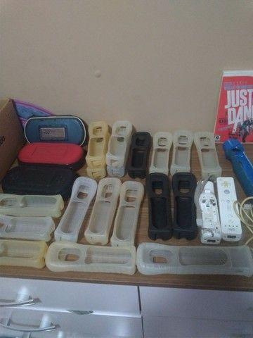 Jogos originais e Acessórios Wii e PSP - Foto 3