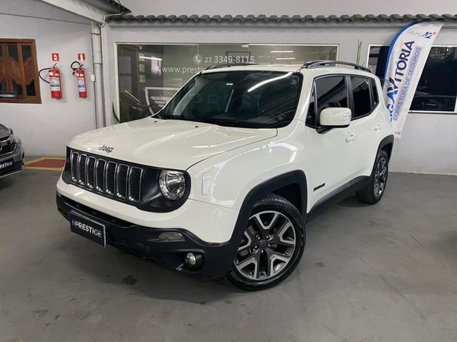 Jeep Renegade Longitude 1.8 Flex At Mod 2019 Km 34.000 Impecável Prestige Automóveis - Foto 2