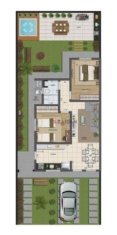 Casa com 3 dormitórios à venda - Parque Taquaral - Piracicaba/SP - Foto 19