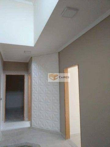 Casa com 3 dormitórios à venda, 124 m² por R$ 550.000,00 - Parque Jambeiro - Campinas/SP - Foto 4