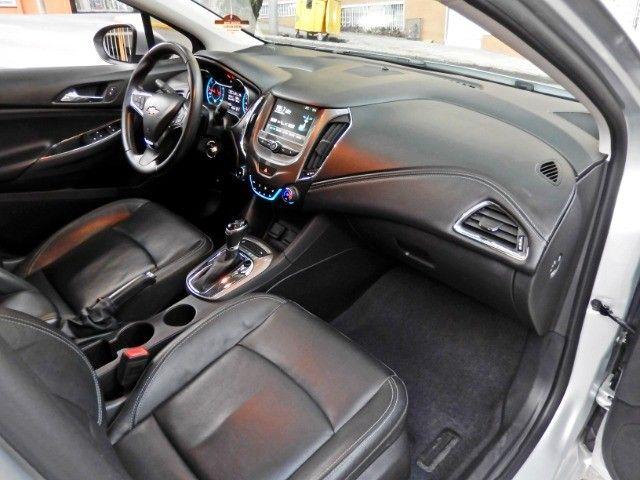 Chevrolet Cruze 1.4 Turbo LT Automático 2017 Impecável - Foto 6
