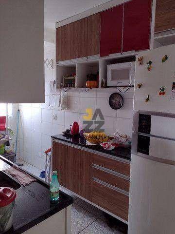Apartamento com 2 dormitórios à venda, 48 m² por R$ 250.000,00 - Parque Jandaia - Carapicu - Foto 5