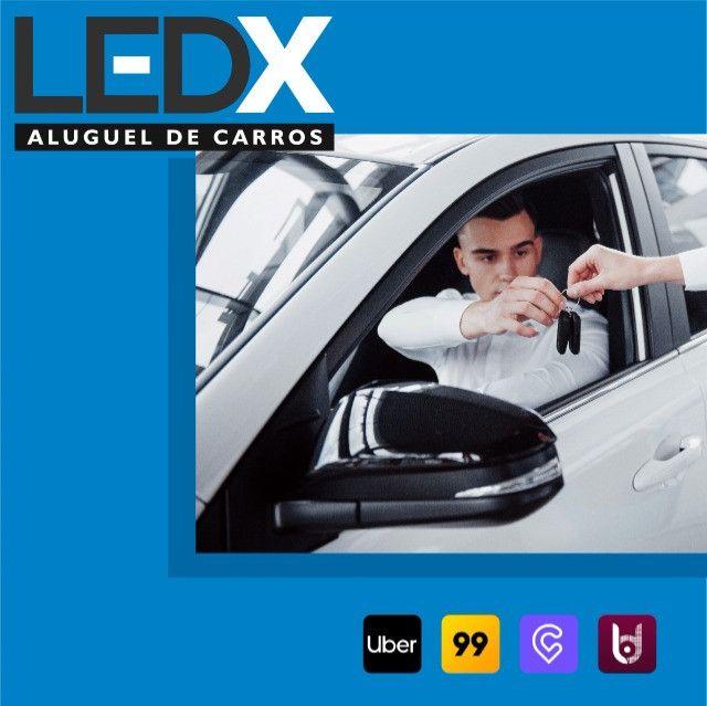 Aluguel De Carro Para Uber E Apps = Promoção