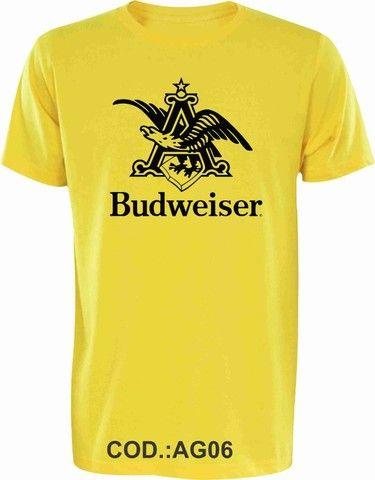 Camiseta Budweiser - Foto 6