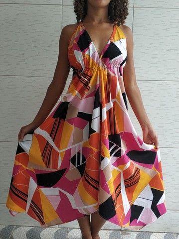 Vestido Monaliza - Foto 2