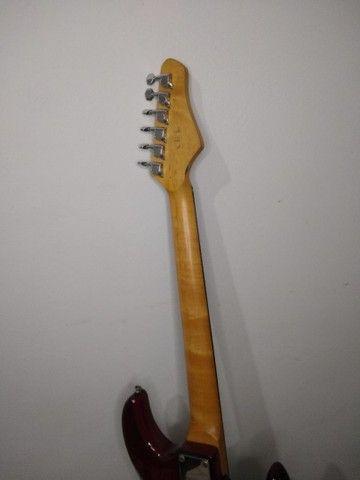 Guitarra Steinberg para tocar ou para decoração - Foto 4