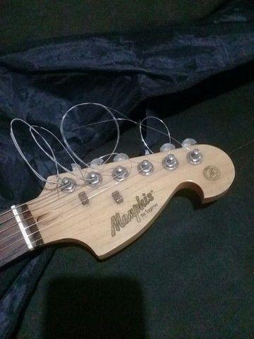 Vendo guitarra Memphis  - Foto 2