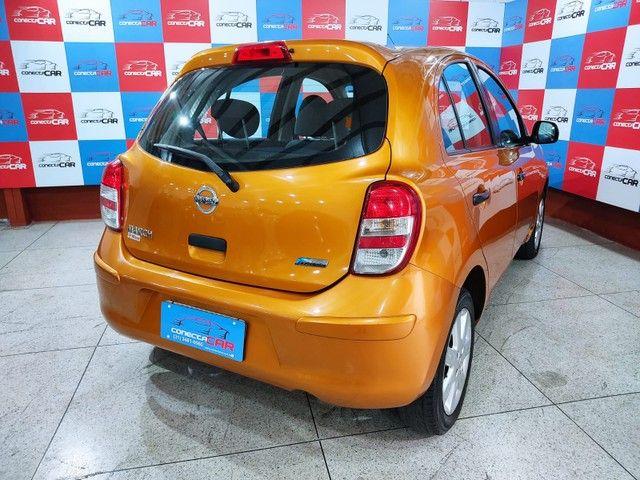 Nissan March 1.6 16V S (Flex) - Foto 4