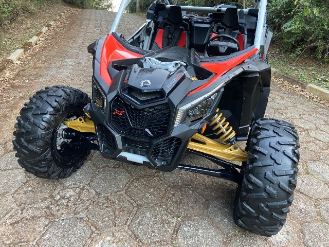 utv quadriciclo can am maverick x3 xrs 1000 turbo 2018 ( 172HP )  - Foto 3