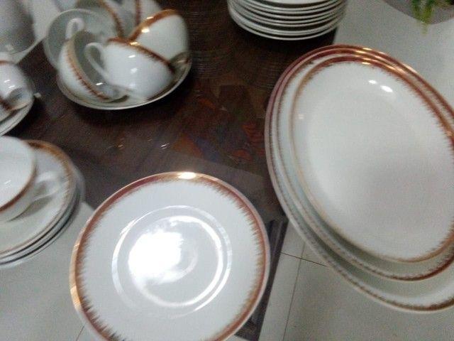 Porcelana Real Schmidh anos 60 - Foto 2