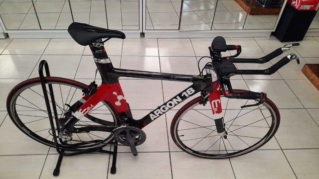 Bicicleta TT Argon 18 E114