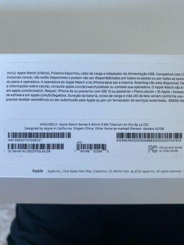 Apple Watch 5 Titanium - Foto 2