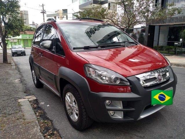 Fiat Idea Adventure 1.8 Dualogic 2012/2013 - Foto 3