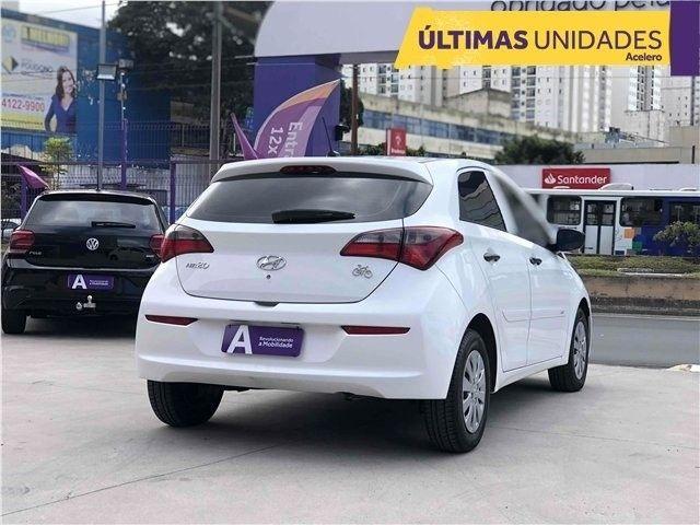 Km Baixoo!!! Hb20 1.0 Unique 12v Flex Manual ** Thais Santos - Foto 6