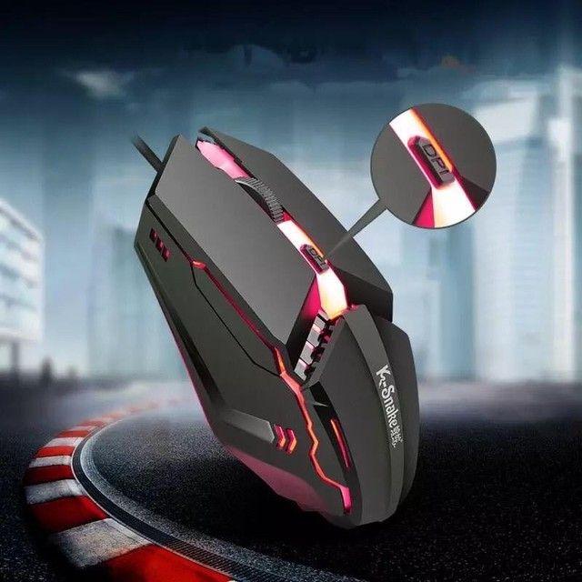 ???PROMOÇÃO?? Mouse gamer M11 RGB - Foto 2