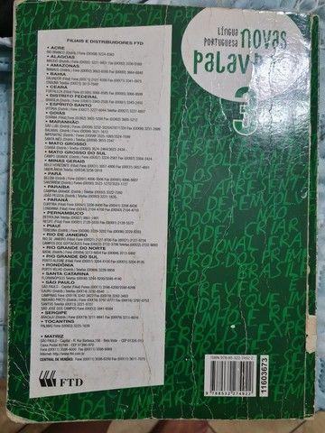 Livro de português ensino médio - Foto 2