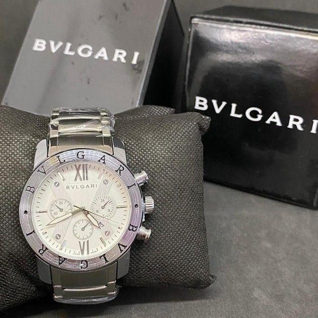 Relógio Bvlgari masculino - Foto 3