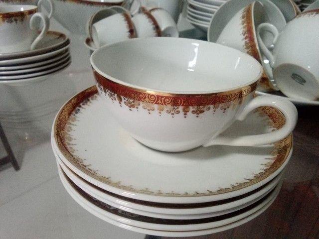 Porcelana Real Schmidh anos 60 - Foto 3