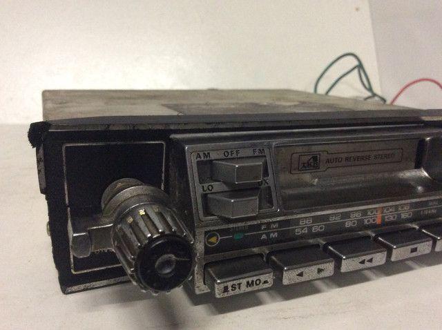 Antigo rádio carro opala fusca Maverick - Foto 3