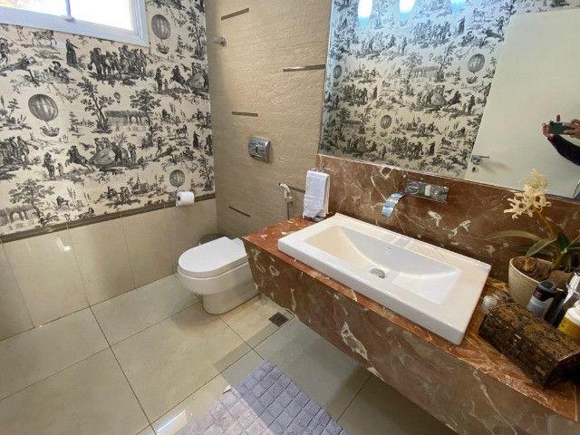 Mansão de 750m² no condomínio Alphaville ipês - Foto 13