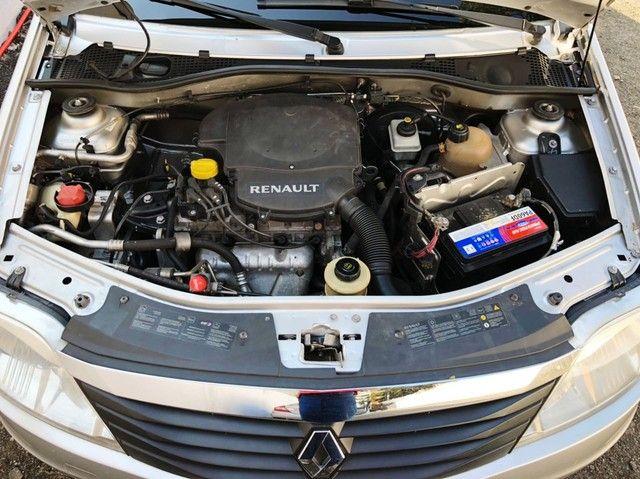 Renault Logan expression hi-flex 1.6 8v 4 p - Foto 6