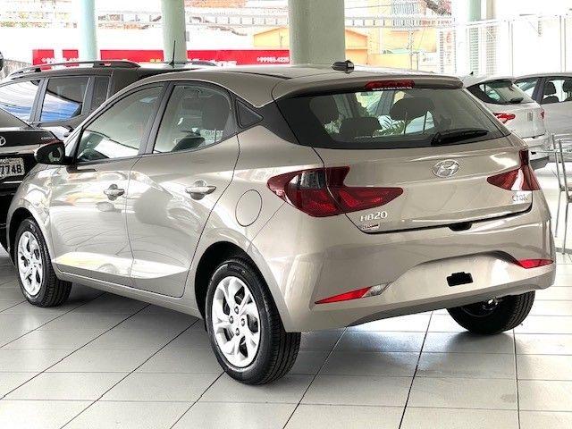Hyundai HB20 Vision 2021/2022 Okm !!! - Foto 4