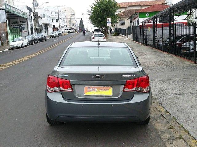 CRUZE 2011/2012 1.8 LT 16V FLEX 4P AUTOMÁTICO - Foto 4