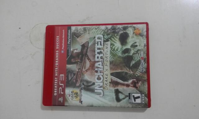 Uncharted Drakes Fortune (ps3)